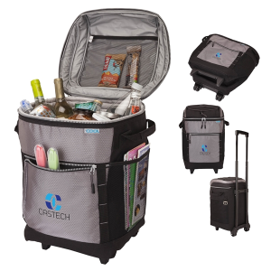 Riviera 48-Can Trolley Cooler Bag