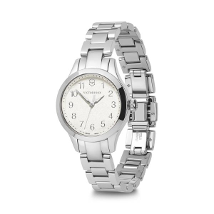 Alliance XS White Dial Watch